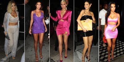 """NUK PASKAN FUND/ 5 motrat e familjes Kardashians shndërrohen si ëngjëjt e """"Victoria Secret's"""" (FOTO)"""