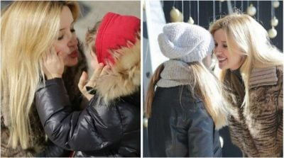 """""""JA PSE I KAM MBAJTUR LARG FAMËS""""/ Alketa Vejsiu flet për dy fëmijët e saj (FOTO)"""