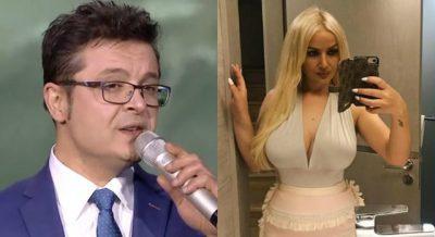 """""""E DEGJENERUAT MUZIKËN ME KLIPE PORNOGRAFIKE""""/ Kantautori Sajmir Çili shpërthen ndaj këngëtares (VIDEO)"""
