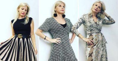 """""""UNË E DASHUROJ MODËN""""/ Historia e 60 vjeçares që la avokatinë për modelingun"""