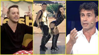 RASHELI NGJALL DEBAT MES BALERINËVE/ Flet Graciano: Ajo është seksi e nuk mund… (VIDEO)