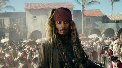 """NUK PO NDALIM DOT LOTËT/ Një lajm i keq për fansat e Johnny Depp dhe """"Pirates Of The Caribbean"""" (FOTO)"""
