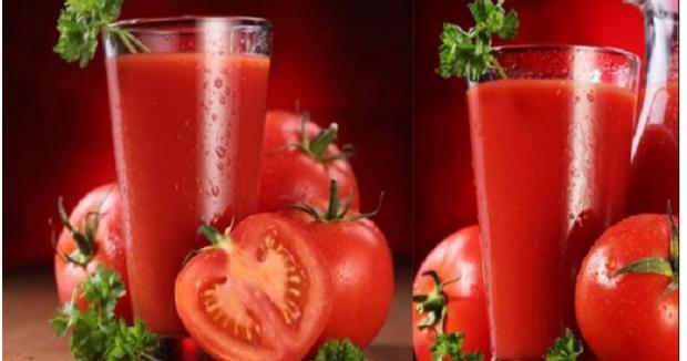 Lëngu i domates i dobishëm për organizmin/ Zbuloni arsyet