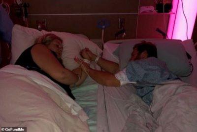 MREKULLI E DYFISHTË/ Gruaja lind foshnjën pasi ngre bashkëshortin nga koma (FOTO)