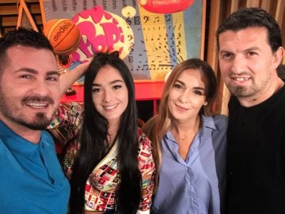 """NJË TJETËR SURPRIZË/ Klea Huta zbulon emisionin e ri në """"top channel"""""""