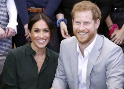 Pasi u bë publik lajmi se do të bëhen prindër/ Befasojnë me deklaratat e tyre Meghan dhe Princ Harry (FOTO)