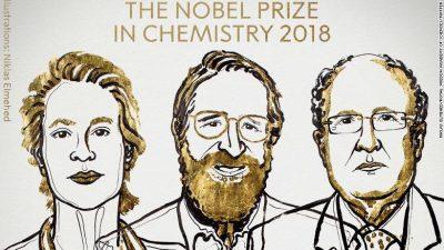 Modifikimi i proteinave për qëllime terapeutike/ Nobeli në Kimi ndahet mes tre shkencëtarëve