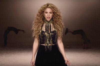 """""""DO TË HABITENI""""/ Bëhuni gati për të kërcyer sepse po vjen Shakira (FOTO)"""