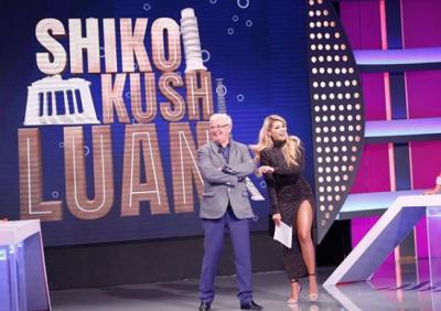 """""""SHIKO KUSH LUAN""""/ Spartak Ngjela zgjedh Elisa Spiropalin: Më pëlqen se…"""