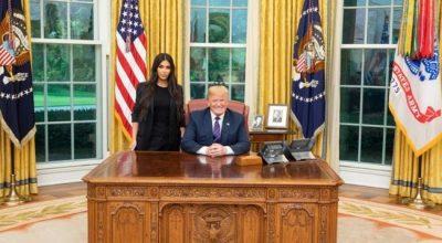 """NUK E PËRKRAH DONALD TRUMP POR """"E PËRDOR ATË""""/ Kim Kardashian është më e zgjuar seç prisnim"""