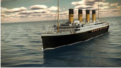 U MAHNITËM NGA PAMJET/ Titaniku II mund të lundrojë në vitin 2022 (VIDEO)