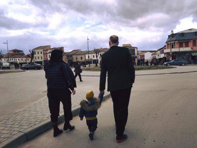 """HALLOWEEN """"TROKITI"""" DHE NË FAMILJEN RAMA/ Zaho zgjodhi të shndërrohet si… (FOTO)"""