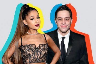"""""""NUK PO E BESOJMË DOT""""/ Ariana Grande dhe Pete Davidson i japin fund fejesës (FOTO)"""