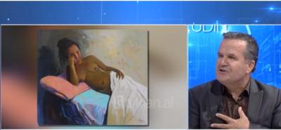 ART ME NUDON/ Piktori Pashk Përvathi vjen me ekspozitë ndryshe (VIDEO)