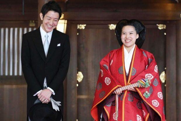 MARTOHET PRINCESHA JAPONEZE AYAKO/ Heq dorë nga statusi mbretëror