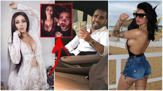 """VAZHDON """"TELENOVELA"""" E MILIARDERIT IRANIAN/ Fjolla mbyll """"gojët e liga"""" dhe publikon foto me Morenën"""