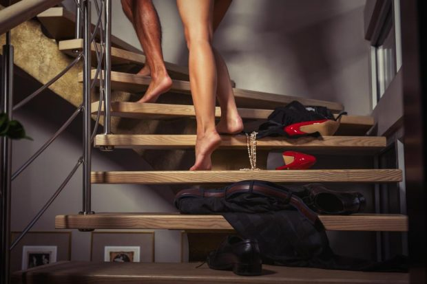 Dilema e burrit/ Dashnorja që bën seks të çmendur apo gruaja që dashuroj?
