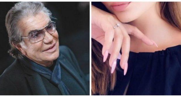 """""""U HABITËM""""/ Moderatorja shqiptare hap video """"Live"""" në Instagram me Roberto Cavallin"""