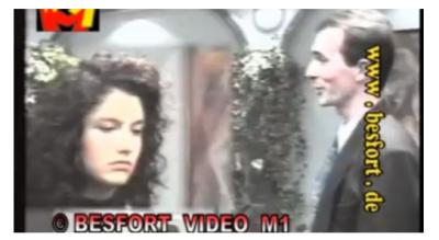 KUNDËR SERBISË/ Para 25 vitesh kur Adelina Ismaili këndonte me Besim Abazin (VIDEO)