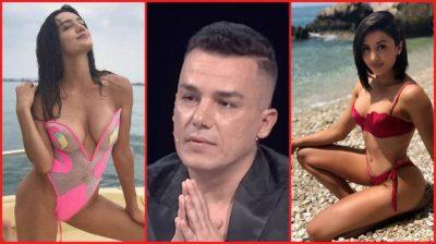 NUK I MORI VETËM ALBIN/ Shihni si Alba e kopjon hapur Klaudia Pepën (VIDEO)