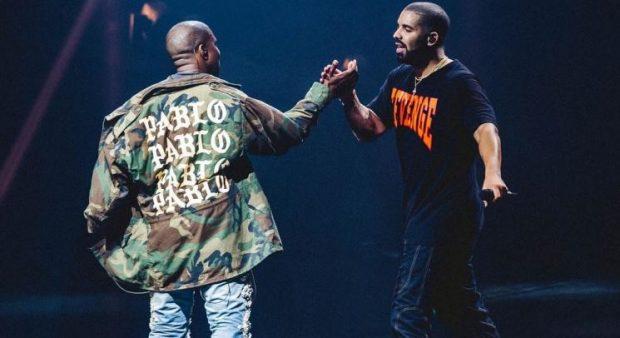 """""""PLASI"""" KEQ! Drake akuzon Kanye West për zbulimin e detajeve për djalin e fshehtë"""