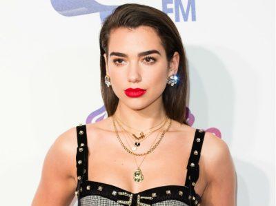 """DUA LIPA I GËZOHET SUKSESIT/ Kënga e saj brenda një muaji """"kapi"""" 40 milionë në """"Spotify"""""""