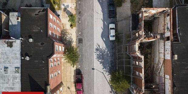 PABARAZIA SOCIALE/ Pamje spektakolare të kapura me dron