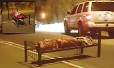 E PAZAKONTË! Emigranti gjendet i vdekur, i lidhur në krevat në rrugë (FOTO)