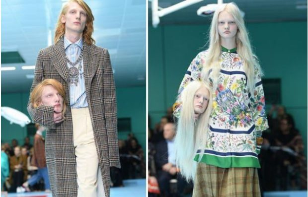 """BRITISH FASHION COUNCIL""/ Gucci kryeson nominimet"