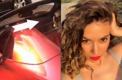 """PARA 3 MUAJSH ME PUSHIME NË FRANCË/ Elvana Gjata """"pa dashje"""" i zbulon fytyrën të dashurit (FOTO+VIDEO)"""