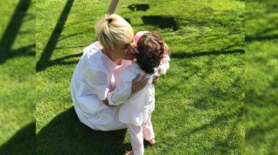 MES PULAVE/ Shihni ku e kalon fundjavën Ilva Tare me vajzën (FOTO)
