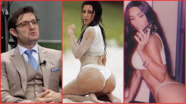 """Kim Kardashian ju """"çmend"""" me të pasmet seksi? Doktori i VIP-ave ka diçka për ti thënë (FOTO)"""