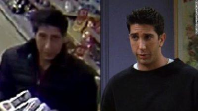 "POLICIA NXJERR FOTOT E HAJDUTIT/ Ross-i i ""Friends"" shfajësohet (VIDEO)"