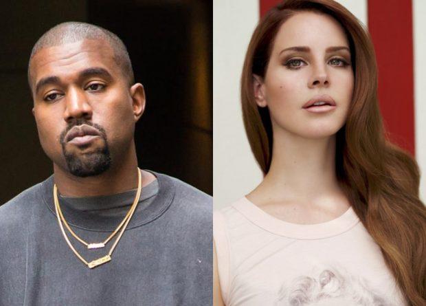 """""""PLASI""""/ Lana Del Rey hyn në Instagram dhe sulmon publikisht Kanye West (FOTO)"""