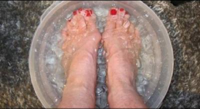 Çdo mbrëmje lani këmbët me ujë të ftohtë/ Do të habiteni çfarë do i ndodhë trupit tuaj