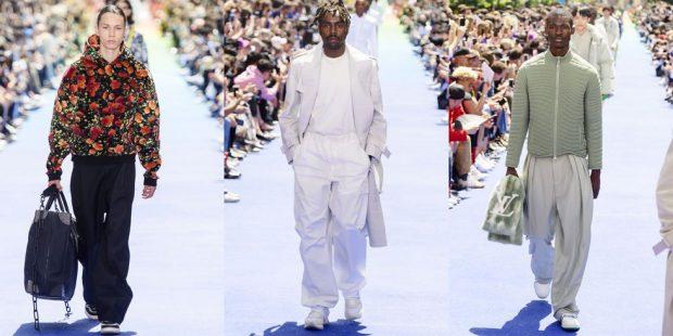 """""""NE JEMI BOTA""""/ Louis Vuitton prezanton koleksionin e ri për meshkuj dhe është një mrekulli (FOTO)"""