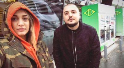 LARG BASHKËSHORTES/ Reperi shqiptar gjen mënyrën e veçantë për ta uruar:Të dua…(VIDEO)