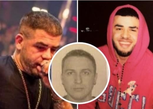 """""""SHOKË PËR KOKË/ Noizy përshëndet nga skena Vis Martinajn (VIDEO)"""