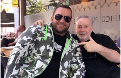 MENAXHERI VIP I LELE MORA NË TIRANË/ Olti Curri publikon videon nga takimi