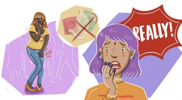 Nga dallojnë sëmundjet seksualisht të transmetueshme nga infeksionet seksuale