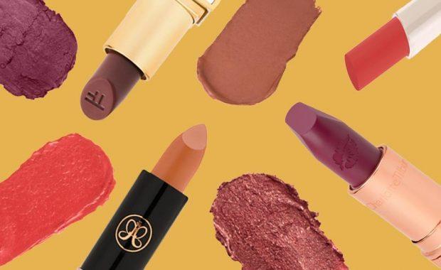 TRENDI I VJESHTËS/ Ja ngjyrat e buzëkuqëve që me siguri nuk i keni në çantën e make up-it