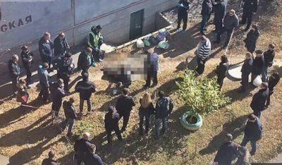 """I PRENË KOKËN DHE HËNGRËN TRUPIN E ISH POLICIT/ """"Kanibalët"""" u arrestuan gjysmë të zhveshur në banesën e tyre"""