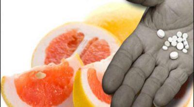 KUJDES! Mos hani kurrë portokall nëse po merrni këto ilaçe