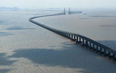 HAPET KËTË JAVË/ Ja ku ndodhet ura më e gjatë në botë për kalimin në det