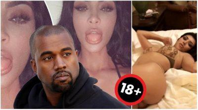 VIDEOJA E SEKSIT TË KIM TËRBOI RRJETIN/ Shihni si ka reaguar Kanye