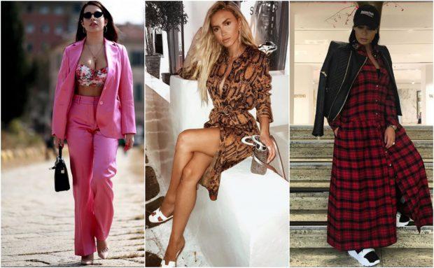 """SEZONI I VJESHTËS/ Vipe-t na treguan trendet janë """"MUST HAVE"""" për garderobën: Nga Lori Hoxha tek…"""