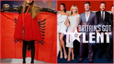 """I MAHNITI TË GJITHË/ Vogëlushja shqiptare pranohet në """"Britain's Got Talent"""" (FOTO)"""