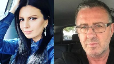 NUK I DEL INATI/ Rudina Dembacaj flet për Agron Llakaj: I sugjeroj të mos më dalë para