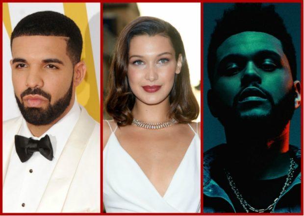 U ZUNË PËR BELLA HADID/ Drake dhe The Weeknd çudisin gjithë botën me VENDIMIN e tyre (FOTO)