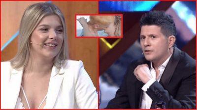 """DJALI NË KLIP?! Nuk donte të tregonte kush është i dashuri, Arilena Ara del """"BLOF"""" në emision! (FOTO)"""